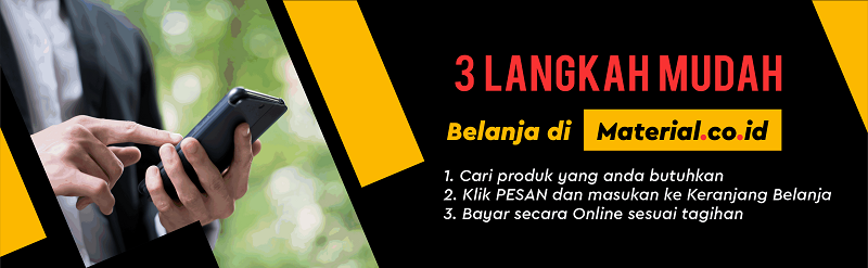 3 Langkah Join Material.co.id